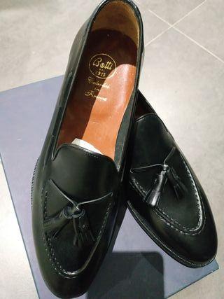 Zapatos hombre Marca Botti Nuevos negro