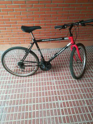 """bicicleta 26"""", regalo casco"""