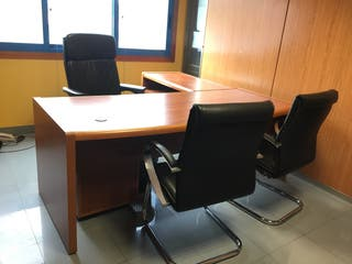 Mesa para oficina de segunda mano en vigo en wallapop - Muebles segunda mano vigo ...