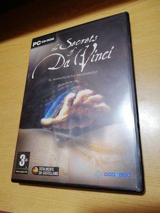 Videojuego de Da Vinci