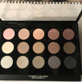Palette Cool Neutral Mac Cosmetics