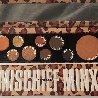 """Palette """"Mischief Minx"""" Mac Cosmetics"""