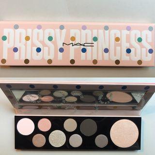 "Palette ""Prissy Princess"" Mac Cosmetics"