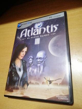 Videojuego Atlantis