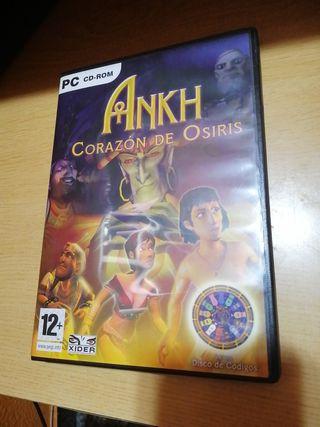 videojuego ANKH