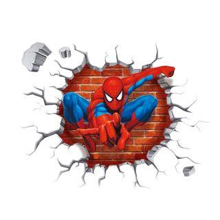 Vinilo de Spiderman nuevo