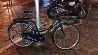 bicicleta clasica antigua