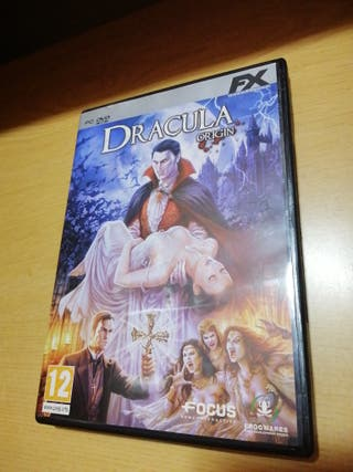 videojuego de Dracula