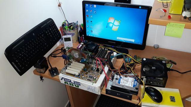 Ordenador Despiece PC completo sin caja