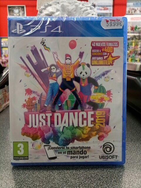 Juego Just Dance 2019 Ps4 De Segunda Mano Por 59 99 En Vilafranca