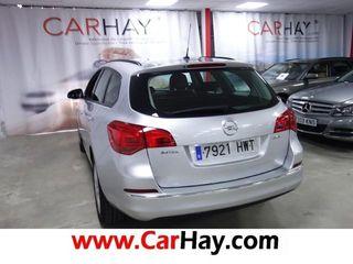 Opel Astra 1.6 CDTi SANDS Selective 81 kW (110 CV)