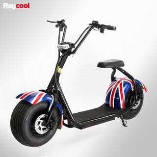 moto patinete electrico citycoco RAYCOOL+CANDADO
