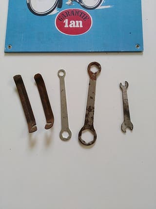 herramienta para velosolex