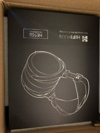 Auriculares HIFIMAN HE-560 sin estrenar