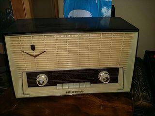 Radio IBERIA valvulas