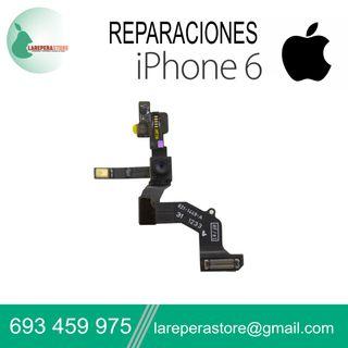 iPhone 6 cámara frontal