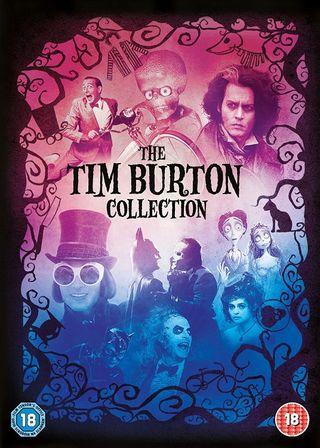 Pack Tim Burton PRECINTADO