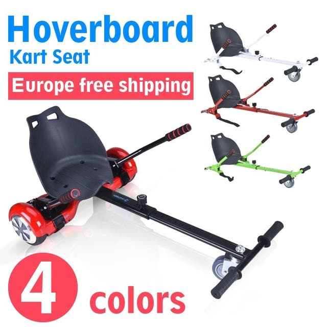 Silla para patinete / monociclo eléctrico Go-kart