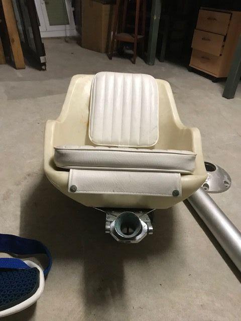 silla de barco para pesca