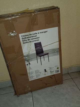 se vende silla de comedor