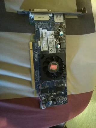 Tarjeta gráfica AMD Radeon hd6450