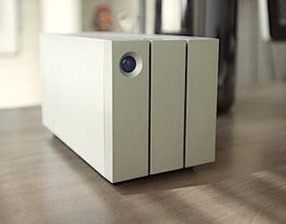 NUEVO! LaCie 2 Big Thunderbolt 2 6Tb disco duro