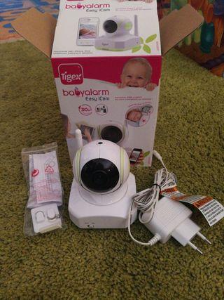 Cámara bebé WiFi