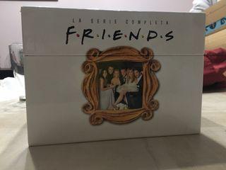 Serie completa de Friends en DVD