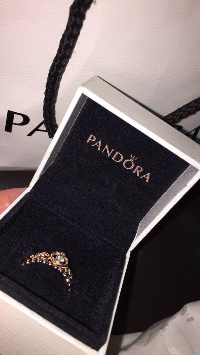 Pandora ring princess tiara