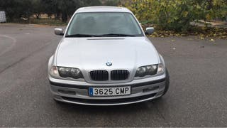 BMW Serie 330 automático plata