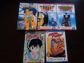 Comics japoneses