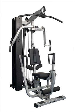 Body-Solid EXM2000S Home gym + leg press