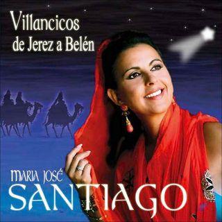 CD MARIA JOSE SANTIAGO VILLANCICOS D JEREZ A BELEN