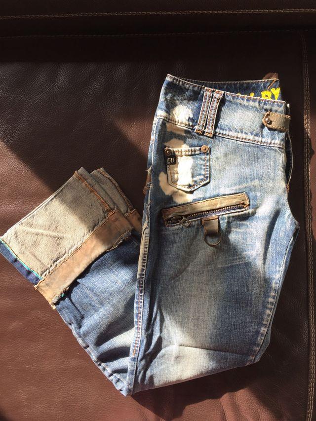 Pantalon vaquero Miss sixty mujer
