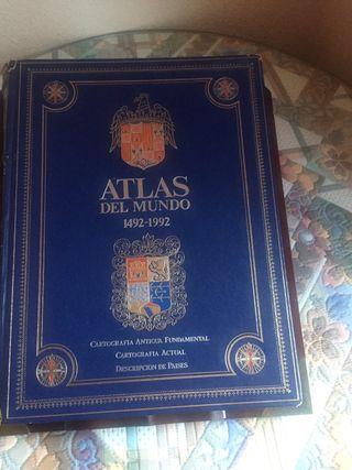 Atlas del mundo 1942-1992