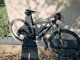 Bicicleta electrica Scott E-Sacale talla M