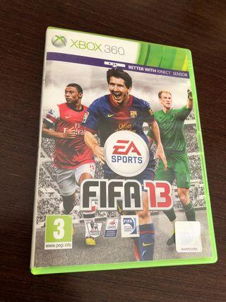 FIFA 13 para XBOX