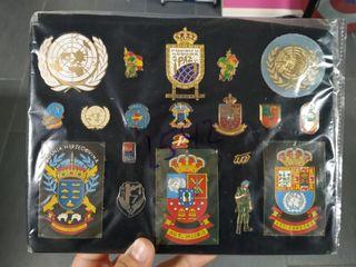 set pines ONU naciones unidas militar