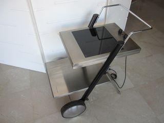 Plancha portátil cocina Kuppersbusch PGW4000 Nuevo