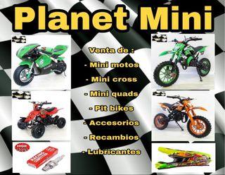 Mini moto cross 49cc mini quads 49cc casco cross