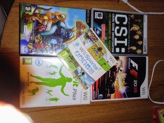 juegos varios para pc y wii