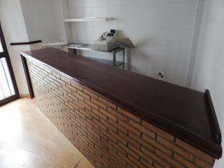 LIQUIDACIÓN Barra de madera