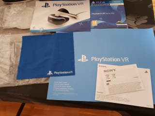 pack ps4 vr