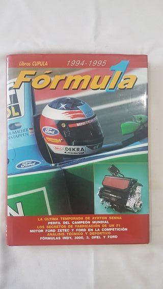 Formula Uno 1994 - 1995 Libros Cupula F1 Santos