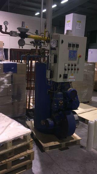 Generador de vapor industrial