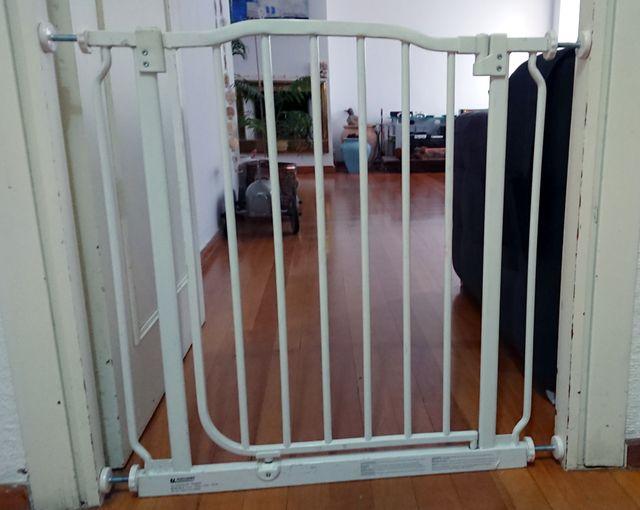 Barrera De Seguridad Para Niños O Mascotas De Segunda Mano Por 10
