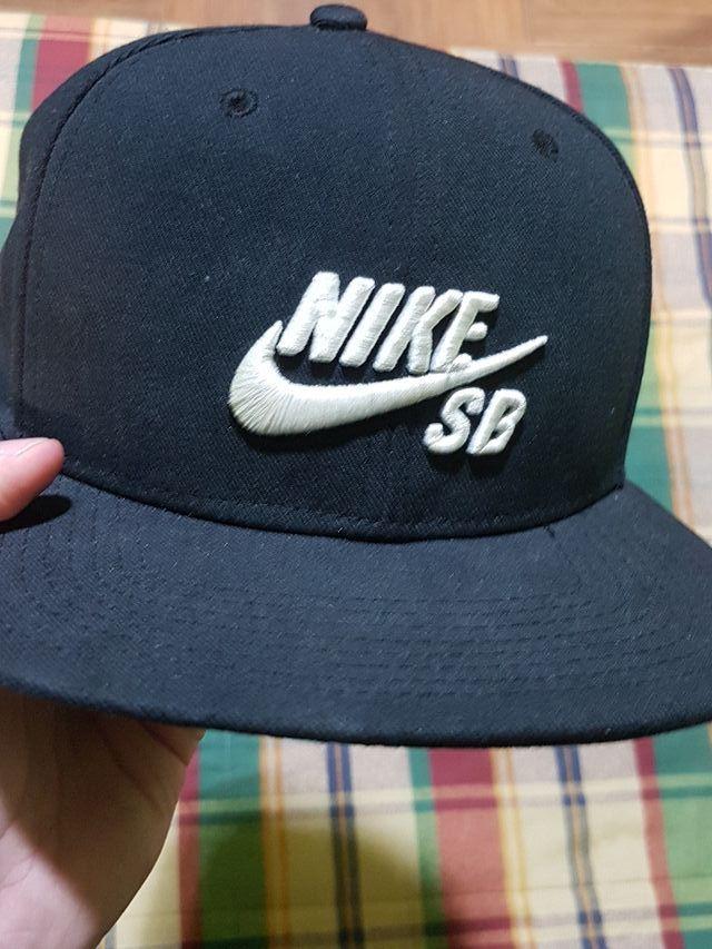 wholesale dealer d6985 9c774 Gorra plana Nike SB ...