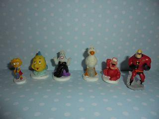 Figuras de porcelana Disney
