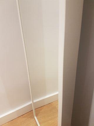 Espejo blanco ikea de segunda mano en wallapop - Espejo blanco ikea ...