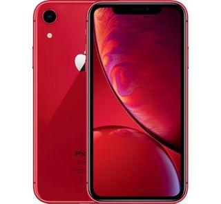 iPhone XR red 64gb unlocked new